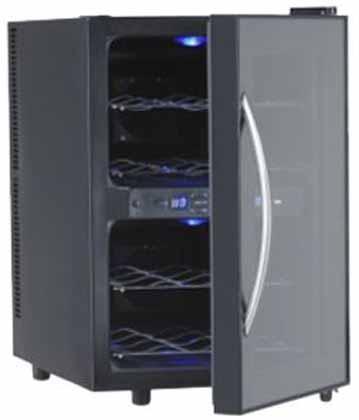 винный шкаф Climadiff AV12DV