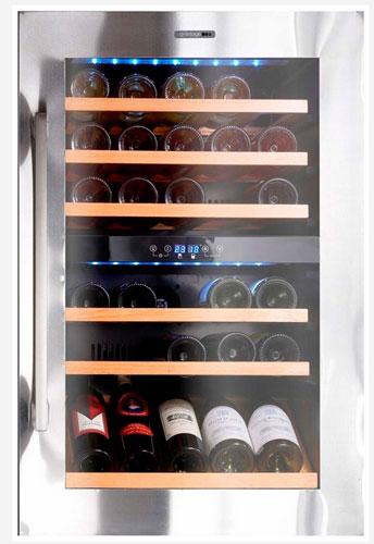 встраиваемый винный шкаф Climadiff AV35XDZI
