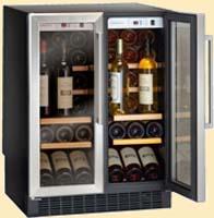 встраиваемый винный шкаф Climadiff AV42XDP