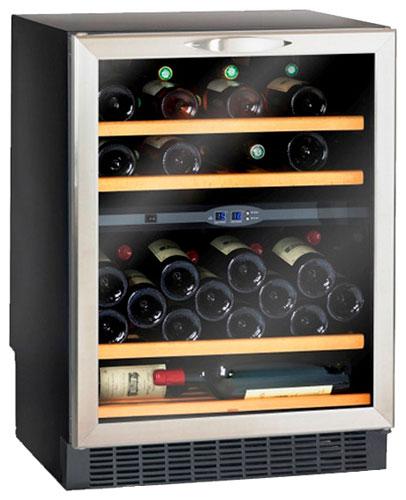 встраиваемый винный шкаф Climadiff AV52IXDZ