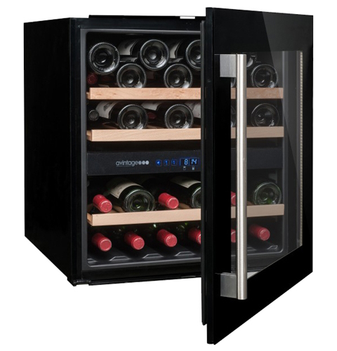 встраиваемый винный шкаф Climadiff AV60CDZ