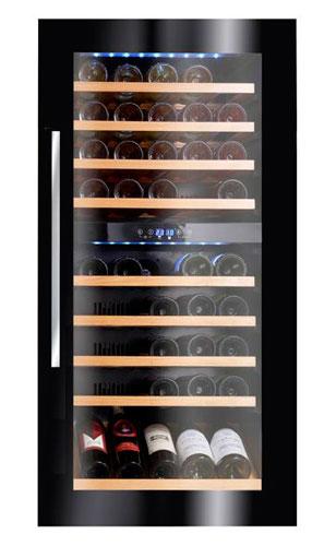 встраиваемый винный шкаф Climadiff AV80СDZI/1