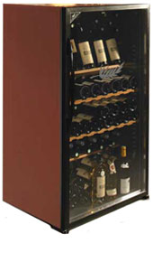 винный шкаф Climadiff CA 170
