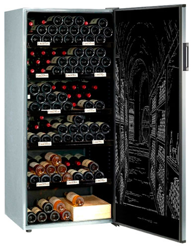 винный шкаф Climadiff CLP500X