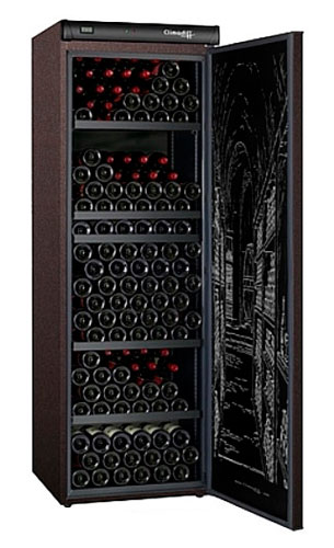 винный шкаф Climadiff CLV267M
