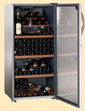винный шкаф Climadiff CV130HTX