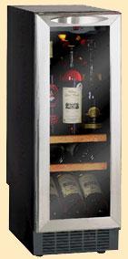 встраиваемый винный шкаф Climadiff CV22IX