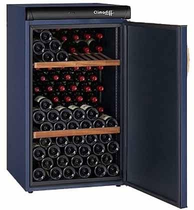 винный шкаф Climadiff CVP140B