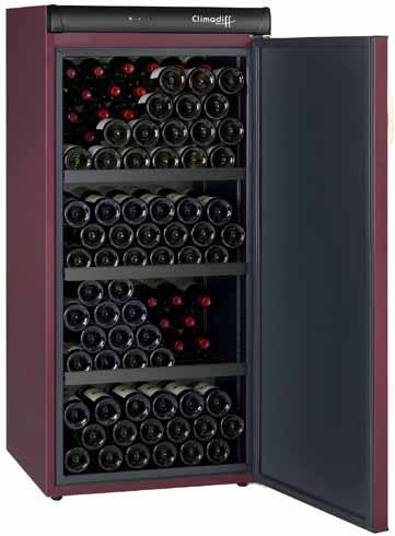 винный шкаф Climadiff CVP168I