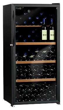 винный шкаф Climadiff PRO291GL