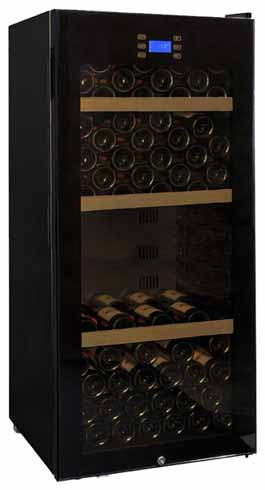 винный шкаф Climadiff VSV160