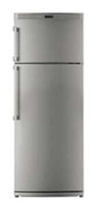 двухкамерный холодильник Blomberg DSM 1870 X