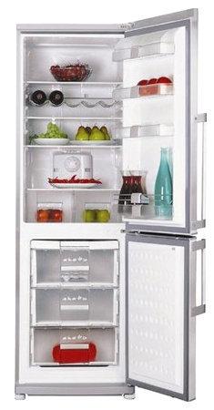 двухкамерный холодильник Blomberg KND 1651 X