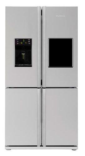 Многокамерный холодильник Blomberg KQD 1360 X A++