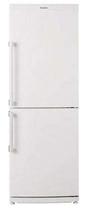 двухкамерный холодильник Blomberg KSM 1640 A plus