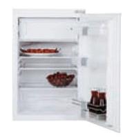 встраиваемый однокамерный холодильник Blomberg TSM 1541 I