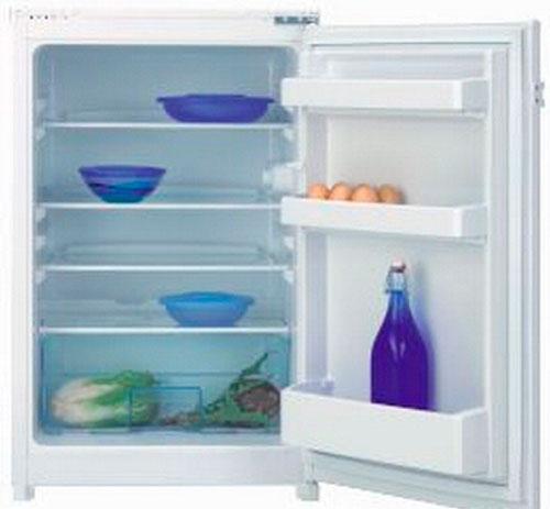 встраиваемый однокамерный холодильник BEKO  B 1800 HCA