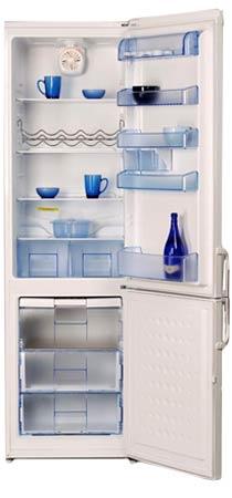 двухкамерный холодильник BEKO  CDA 38200