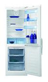 двухкамерный холодильник BEKO  CDE 34210