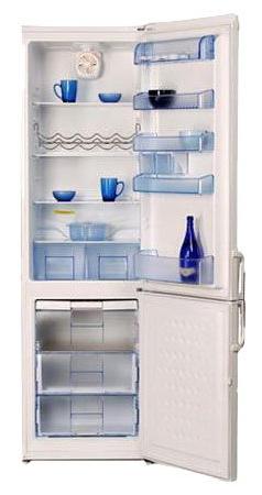 двухкамерный холодильник BEKO  CDK 38200