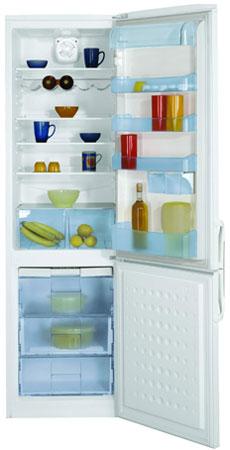 двухкамерный холодильник BEKO  CDK 38300