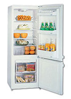 двухкамерный холодильник BEKO  CDP 7450 A