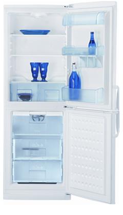 двухкамерный холодильник BEKO  CHA 30000