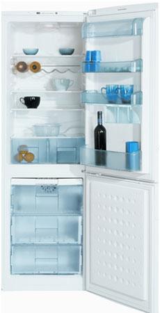 двухкамерный холодильник BEKO  CHA 33100
