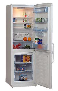 двухкамерный холодильник BEKO  CHE 33200
