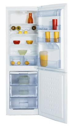 двухкамерный холодильник BEKO  CHK 32002