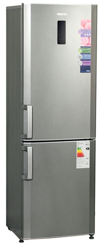 двухкамерный холодильник BEKO  CN 332220 S