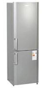 двухкамерный холодильник BEKO  CN 329120 S