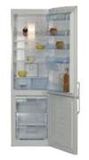 двухкамерный холодильник BEKO  CNA 34000