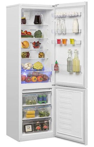 двухкамерный холодильник BEKO  CNKC8356EC0W