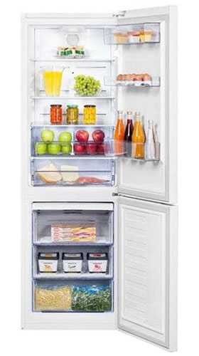 двухкамерный холодильник BEKO  CNKL7321EC0W