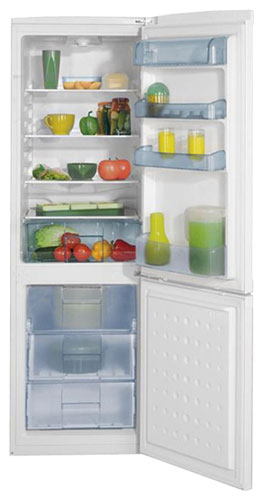 двухкамерный холодильник BEKO  CS328020