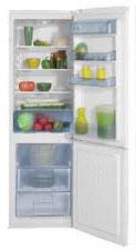 двухкамерный холодильник BEKO  CS331020S