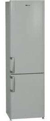 двухкамерный холодильник BEKO  CS 334020 X