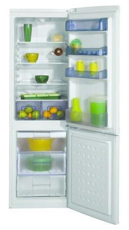 двухкамерный холодильник BEKO  CSA 29010