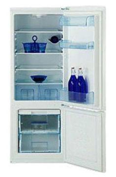 двухкамерный холодильник BEKO  CSE 24001