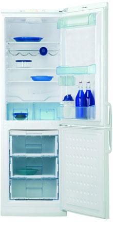 двухкамерный холодильник BEKO  CSE 33000