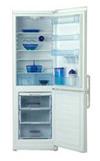 двухкамерный холодильник BEKO  CSE 34000