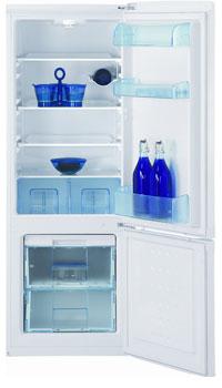 двухкамерный холодильник BEKO  CSK 25000