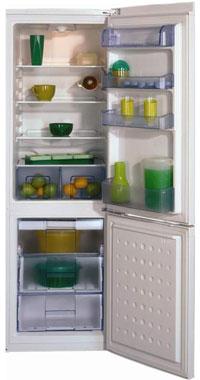 двухкамерный холодильник BEKO  CSK 29000