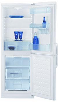 двухкамерный холодильник BEKO  CSK 30000