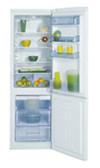 двухкамерный холодильник BEKO  CSK 301 CA