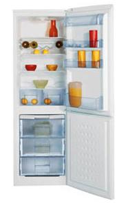 двухкамерный холодильник BEKO  CSK 321 CA