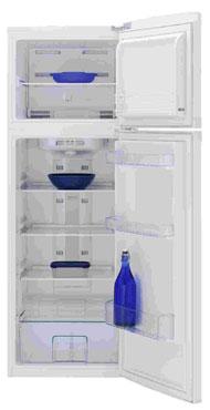 двухкамерный холодильник BEKO  DNE 26080