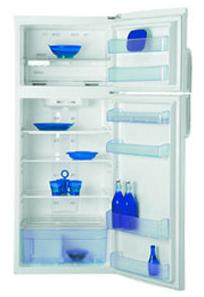двухкамерный холодильник BEKO  DNE 45080