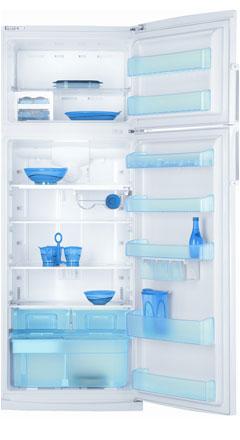 двухкамерный холодильник BEKO  DNE 47560